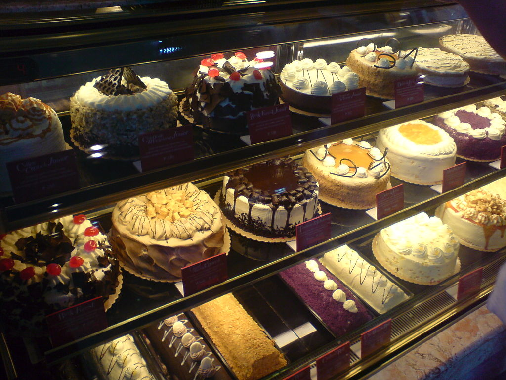Coffee Cake Factory