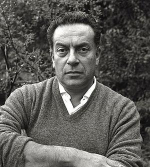 Renato Guttuso - Renato Guttuso in 1960