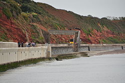 Repaired section of seal wall in Dawlish (7240).jpg
