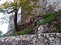 Resti del castello medievale.jpg