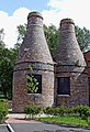 Restored bottle kilns, Stoke-on-Trent - geograph.org.uk - 1578523.jpg
