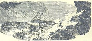 Jean Ribault - Ribault is wrecked on the coast of Florida