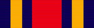 Burma Star - Image: Ribbon Burma Star