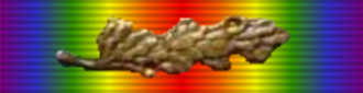 Victory Medal (United Kingdom) - Image: Ribbon Victory Medal MID