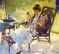 Richard Edward or Emil Miller Daydreams 1916.jpg