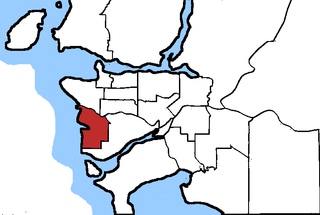 Richmond Centre (electoral district) Federal electoral district