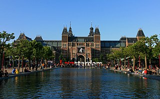 National museum, Art museum, History museum in Amsterdam, Netherlands