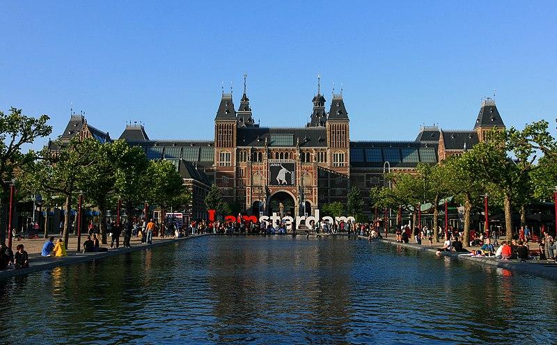 viajar sozinho na Europa para Holanda vale a pena?
