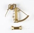 Riktningsinstrument av förgylld mässing, 1648 - Skoklosters slott - 92856.tif