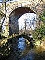 River Keer bridges - geograph.org.uk - 295130.jpg