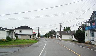 Rivière-Verte, New Brunswick Village in New Brunswick, Canada
