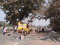 Road Repairing Work - Padmapukur Water Treatment Plant Road - Howrah 2012-02-05 00991.jpg