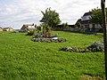 Roadside garden, Osgodby - geograph.org.uk - 249599.jpg