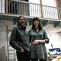 Rob-Møhlmann,-Rob-en-Laura-tijdens-de-verbouwing-tot-museum-(voorjaar-2008).jpg