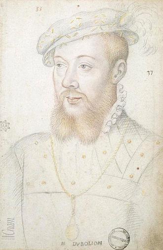 Robert IV de La Marck - Robert IV de La Marck by an unknown artist around 1570