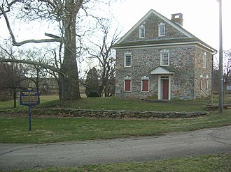 Fulton Township, Lancaster County, Pennsylvania - Robert Fulton Birthplace National Register of Historic Places