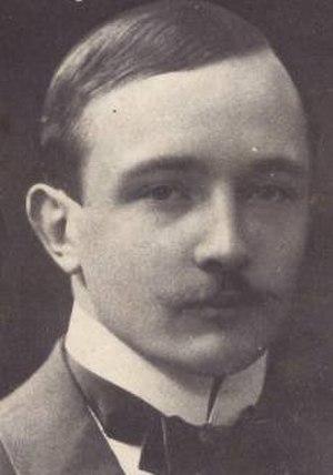 Robert Musil - Musil in 1900