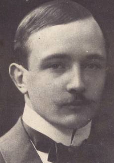 Picture of an author: Robert Musil