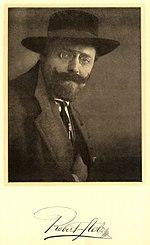 Robert Stolz um 1915