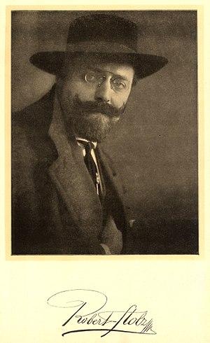 Robert Stolz - Robert Stolz in 1915
