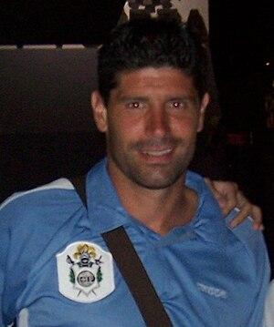 Roberto Sosa (footballer) - Image: Roberto Carlos Sosa