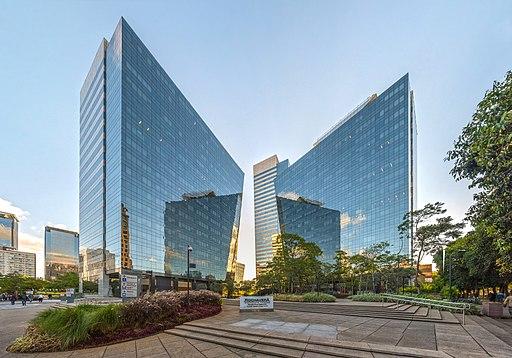 Rochaverá Corporate Towers, São Paulo, Brazil