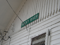 Rocky River Train Station sign.png