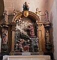 Rodez-Église Saint-Amans-Agonie de Jésus au Jardin des oliviers-20140622.jpg
