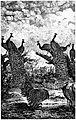 Rodolphe bresdin - le coq d inde et les paons - 1868.jpg