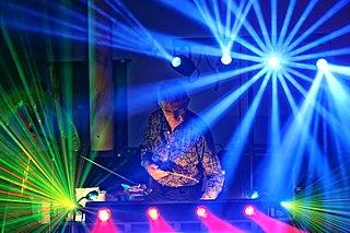Roger Day British DJ