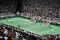 Roger Federer and Juan Martin del Potro (8366843413).jpg