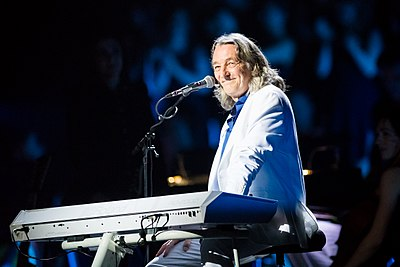 Picture of a band or musician: Roger Hodgson