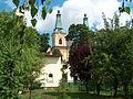 Rokitno, kościół par. p.w. Matki Boskiej Królowej Polski.JPG