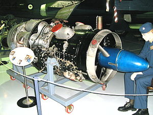 Rolls-Royce Avon jet engine (Temora Aviation M...