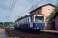 Roma - stazione di Torrenova - treno bloccato.jpg