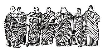 Marcus Calpurnius Bibulus - Roman senators