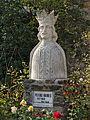 Romania Mănăstirea Moldovița Bust Petru Rareș.jpg