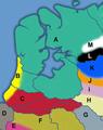 Romeinen kaart stammen.png