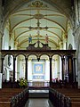 Rood Screen, St Mary's Church, Bruton - geograph.org.uk - 666098.jpg