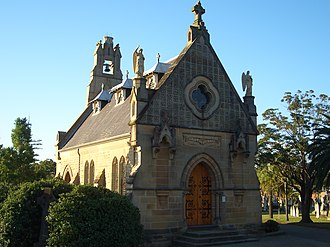 Rookwood Cemetery - Image: Rookwood Anglican 1