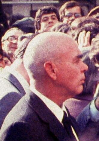 António Alva Rosa Coutinho - António Alva Rosa Coutinho in Porto in 1982.