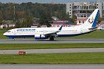 Rossiya, VQ-BJC, Boeing 737-8K5 (29664272295).jpg