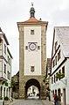 Rothenburg ob der Tauber, Stadtmauer, Siebersturm, 005.jpg