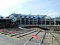 Roundhouse of the Kyoto Railway Museum 15.jpg