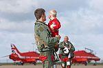 Royal Air Force Aerobatic Team (RAFAT) return to the UK. MOD 45160229.jpg