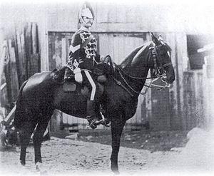 4 Intelligence Company - Corporal, Royal Guides, circa 1866