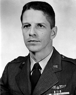 Rudolf Anderson USAF pilot, the only person killed by enemy fire during the Cuban Missile Crisis
