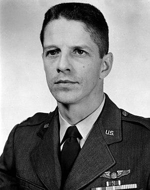 Rudolf Anderson - Major Rudolf Anderson, USAF