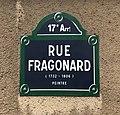 Rue Fragonard (Paris) - panneau.JPG