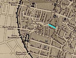 Origine Du Nom De La Ville De Niort